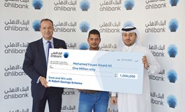 Ahlibank Announces Q2 Millionaire Al Rabeh Savings Scheme Prize Draw Winner