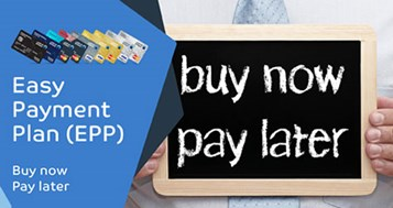 Easy Payment Plan (EPP)