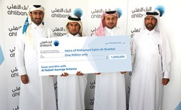 Ahlibank announces National Day Millionaire winner under the Al Rabeh Savings Scheme Prize Draw