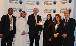 Ahli Bank QSC awarded Euro Commercial Payments Excellence Award