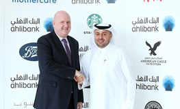 Ahli Bank QSC Partners with Dareen International in its Credit Card Pearl Rewards Programme
