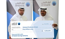 Ahlibank Announces Al Rabeh Savings Scheme Q2 2016 Millionaire Prize Draw Winner