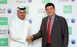 Ahlibank First Bank in Qatar with Contactless Card Payments on ATMs, Powered by NCR