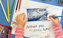 Ahlibank gives its Credit Cardholders a chance to win back their school or college fees