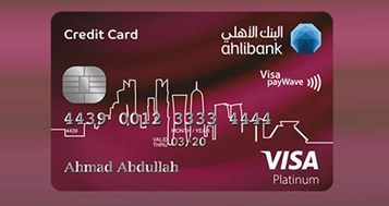 Platinum Credit Card