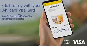 Visa Online checkout